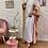 Thumbnail: Abaya / Sous robe Nidha - Blanc