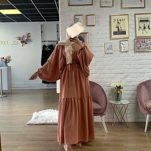 Robe SPRING - Terracota