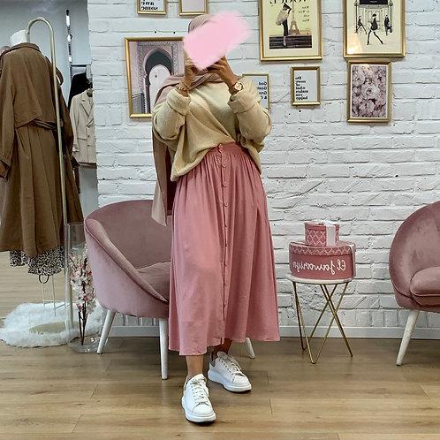 Jupe CLARA - Rose