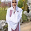 Thumbnail: Kimono LEYA - Blanc