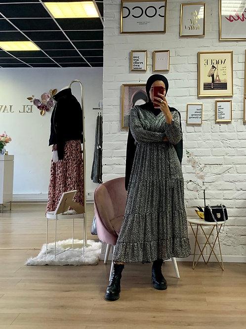 Robe LEO - Noir et Blanc