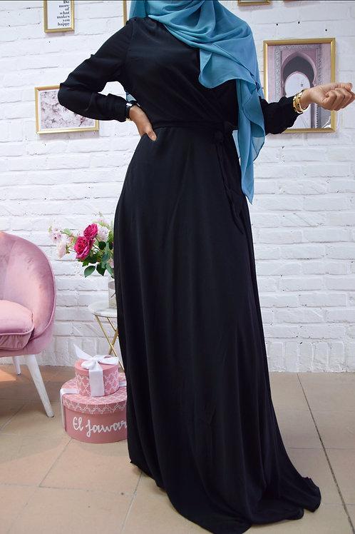 Robe Mariam - Noir