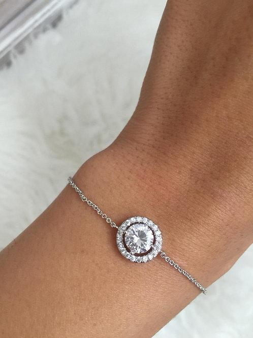 Bracelet SILVER'N'STRASS