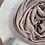 Thumbnail: Hijab Plissé mousseline Taupe