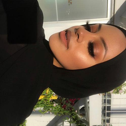 Maxi Hijab Noir *1m70*
