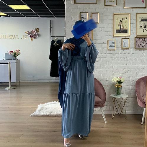 Robe SPRING - Bleu Jean