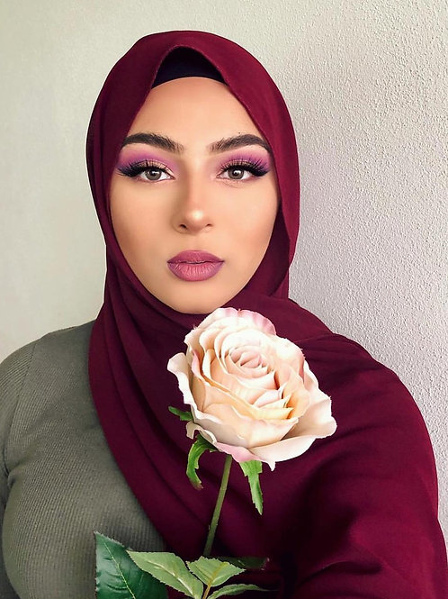 Hijab Bordeaux