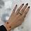 Thumbnail: Bracelet CLEEF - Rouge