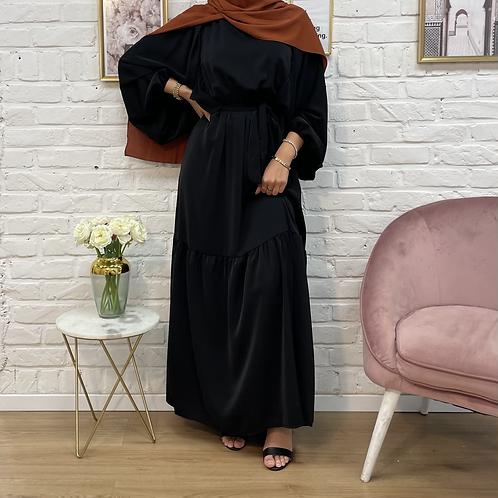 Robe TSUNA - Noir