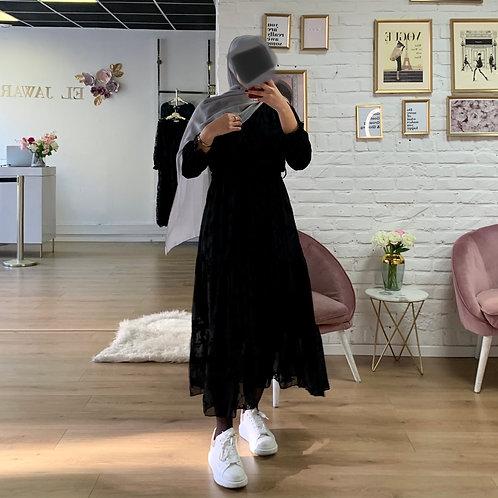 Robe SWAN - Noir