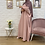 Thumbnail: Abaya MARYAM -Rose