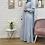 Thumbnail: Abaya KECHMARA - Bleu pastel