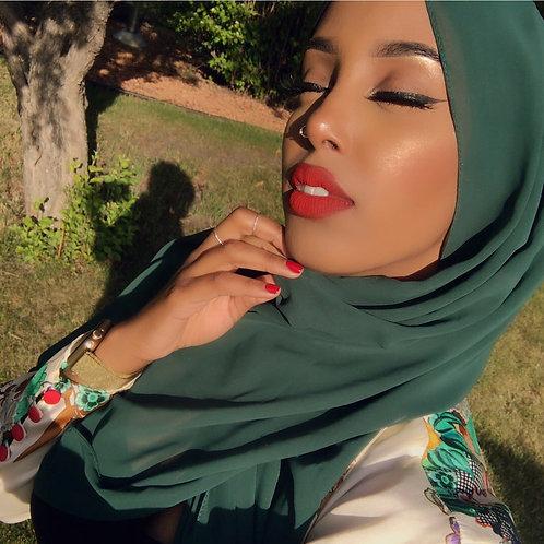 Hijab  Vert Émeraude