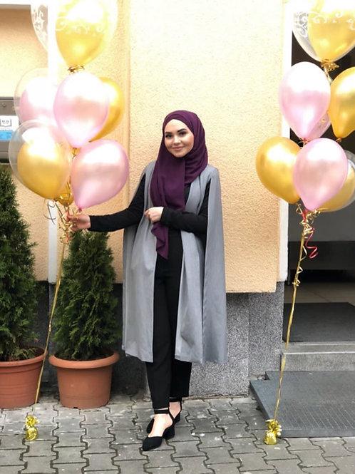 Maxi Hijab Violet *1m70*