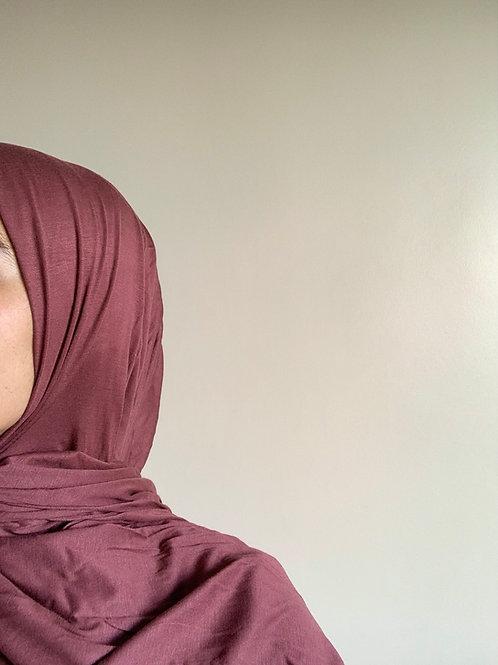 Hijab Viscose - Blush