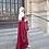Thumbnail: Kimono AYA - Bordeaux