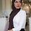 Thumbnail: Maxi Hijab Marron *1m70*