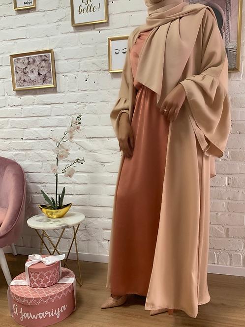 Kimono LEYA - Crème