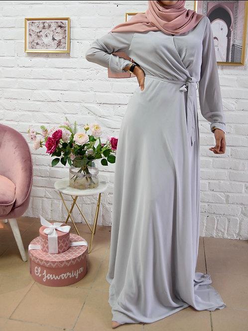 Robe Mariam - Gris