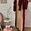 Thumbnail: Kimono LEYA - Bordeaux