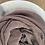 Thumbnail: Hijab Plissé mousseline Taupe foncé