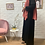 Thumbnail: Abaya / Sous robe Nidha - Noir