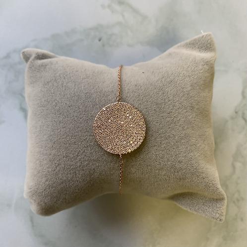 Bracelet CRUSH Rose Gold