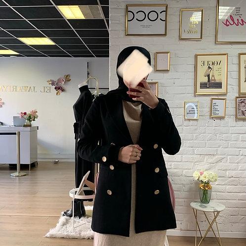 Veste tailleur - Noir