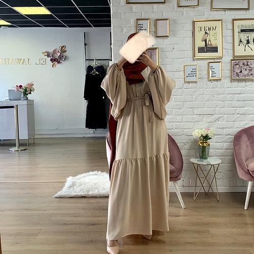 Robe SPRING - Beige
