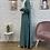 Thumbnail: Abaya / Sous robe FLUIDE - Turquoise