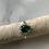 Thumbnail: Bague Impériale - Argent / Vert