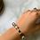 Thumbnail: Bracelet Topaz - Argent