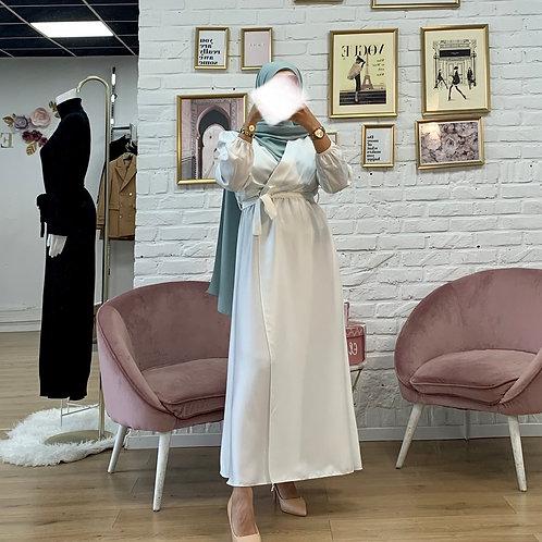Robe ALPHA - Blanc