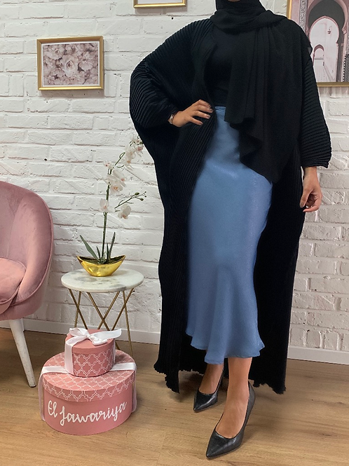 Kimono ZEY - Noir