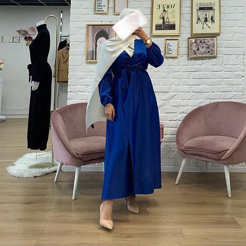 Robe ALPHA - Bleu roi