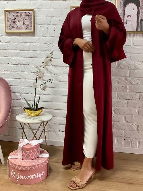 Kimono SETA - Bordeaux