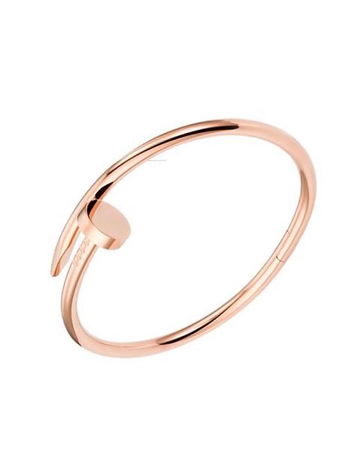 Bracelet CLOU Rose Gold *Qualité supérieure*