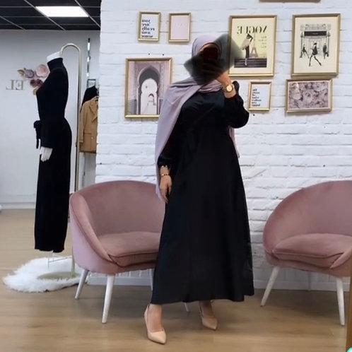 Robe ALPHA - Noir