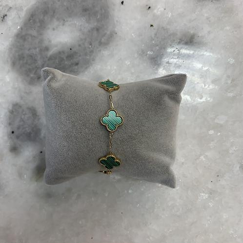 Bracelet CLEEF - Vert