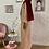 Thumbnail: Abaya / Sous robe Nidha - Beige