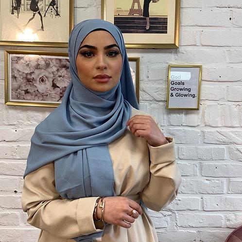Hijab Bleu Ciel