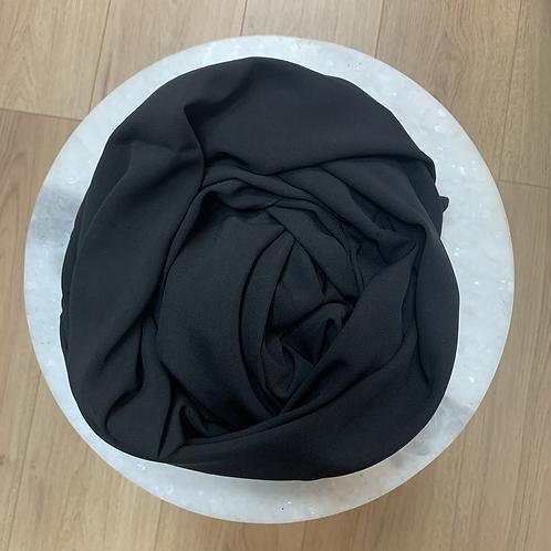 Soie de Médine - Noir