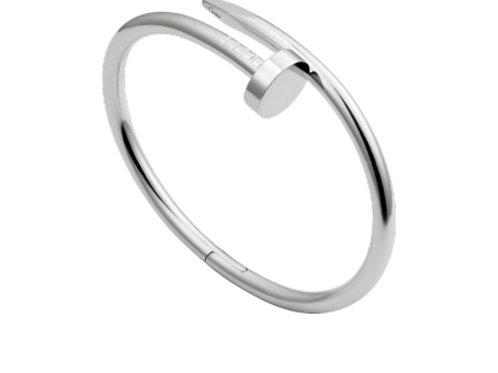 Bracelet CLOU Argent *Qualité supérieure*