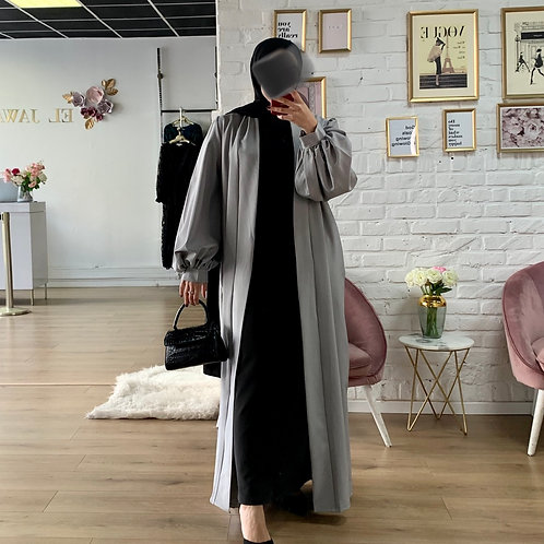 Kimono RYA - Gris chiné