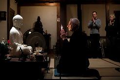Emyo Incensing Buddha Altar