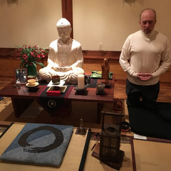 The Rabbi & The Buddha
