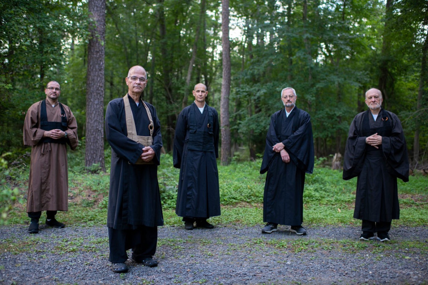 The Monks of Pine Wind