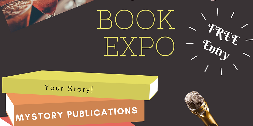 BOOK EXPO & NETWORKING