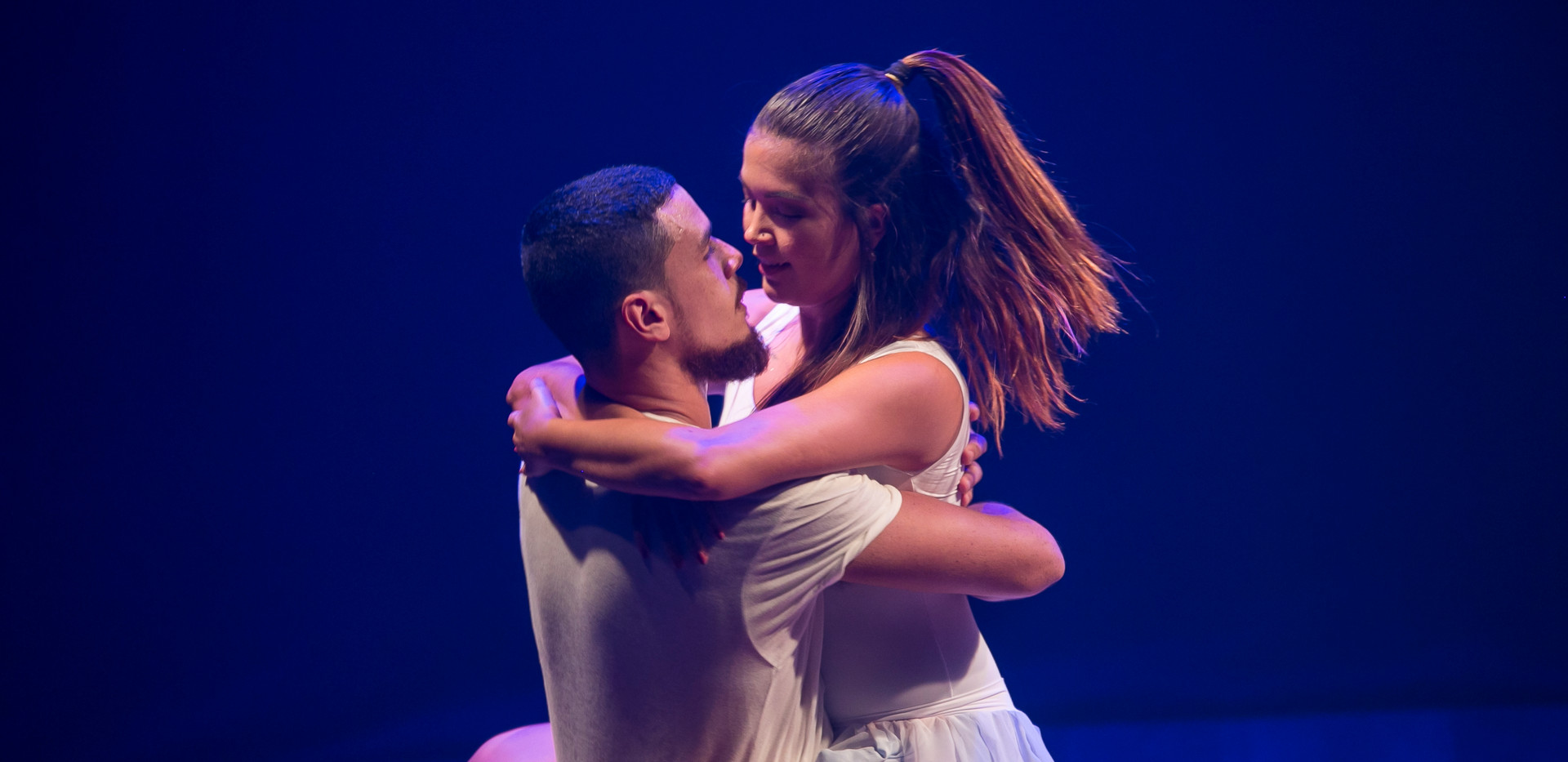 Jefferson Moreno e Mayra Rangel