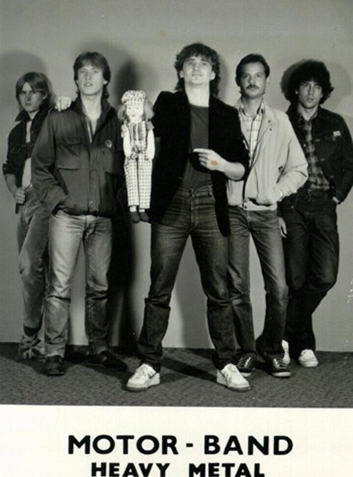 Motorband 1986